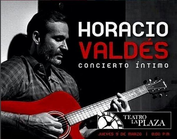 Photo of Concierto íntimo con Horacio Valdés