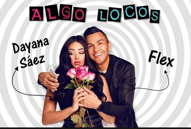 Photo of Dayana Sáez &  Flex estrenan vídeo oficial de`Algo Locos´