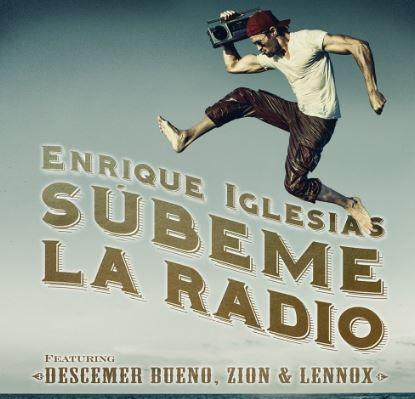 Photo of Enrique iglesias estreno vídeo`Súbeme la radio´