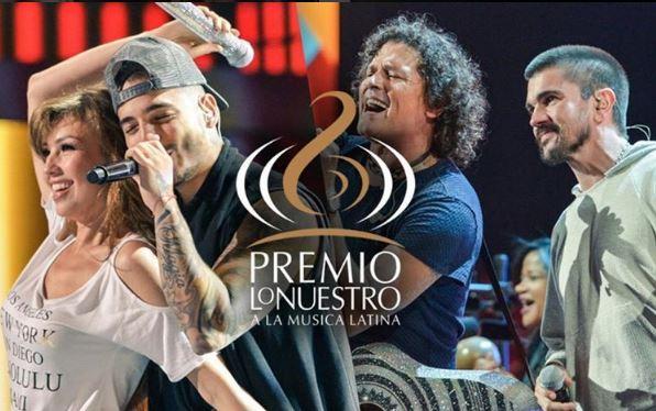 Photo of Artistas llegando a #PremioLoNuestro