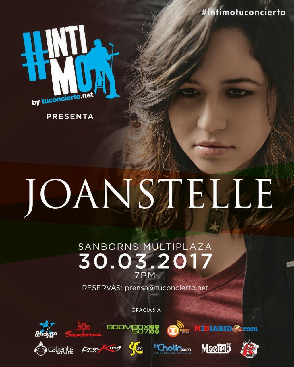 Photo of Esta noche #intimotuconcierto con 'Joanstelle'