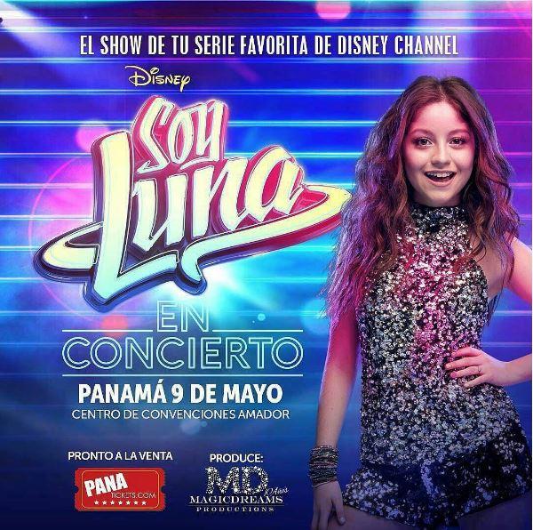 Photo of Llega a Panamá 'Soy Luna' el show de Disney Channel