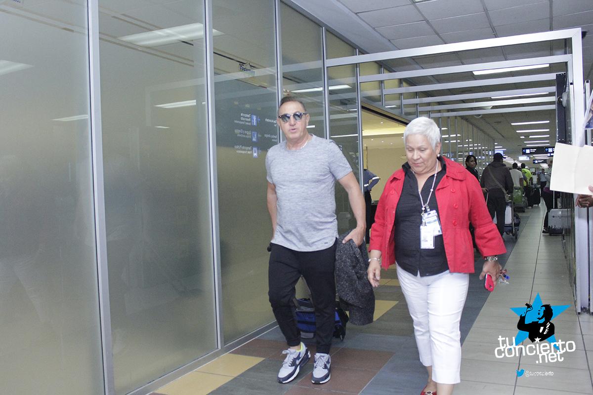 Photo of Franco de Vita llega a Panamá