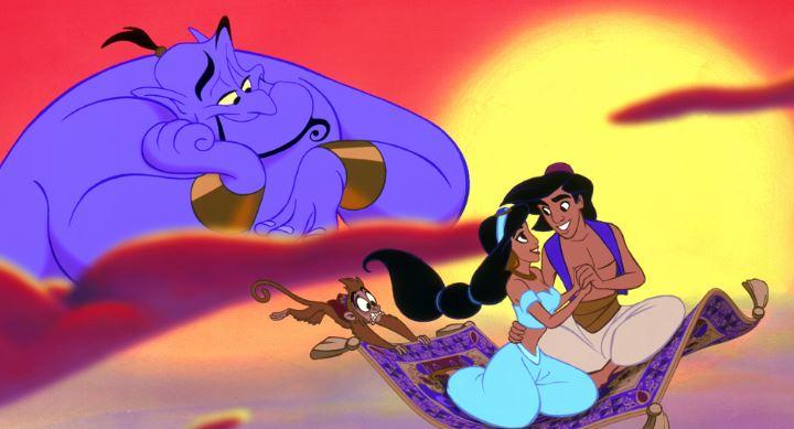 Photo of 'Aladdin' comenzara el rodaje este año