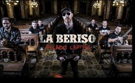 Photo of En abril llega a Panamá la banda «La Beriso»