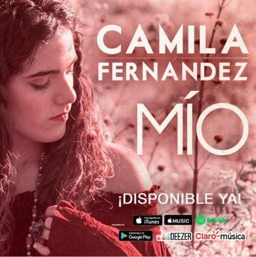 Photo of Camila Fernández lanza su primer sencillo 'Mío'