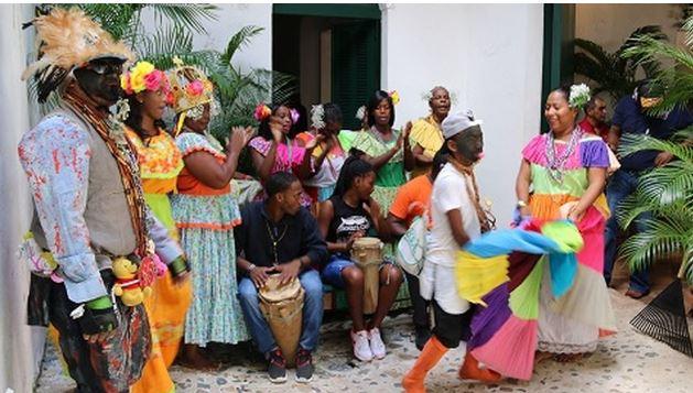 Photo of X Festival de Diablos y Congos