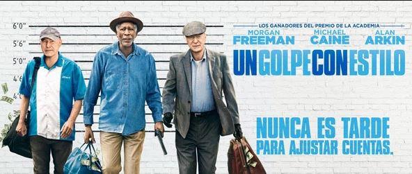 Photo of 'Un golpe con estilo' pronto en las salas de cine