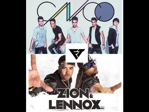 Photo of CNCO presenta Reggaetón Lento con Zion & Lennox