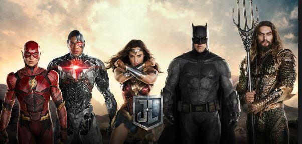 Photo of Warner Bros presenta trailer oficial de 'La liga de la Justicia'