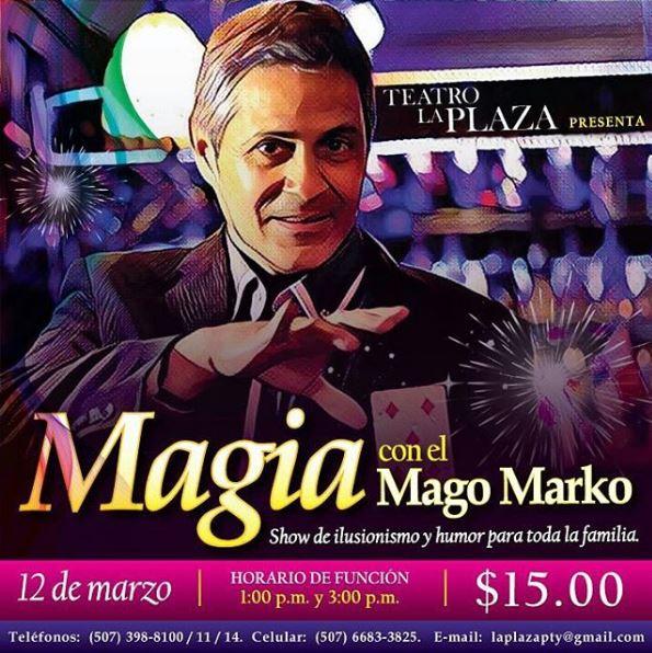Photo of Magia con el Mago Marko