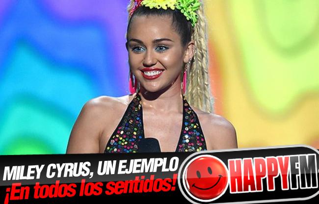 Photo of Miley Cyrus, copiada dos veces la misma semana!