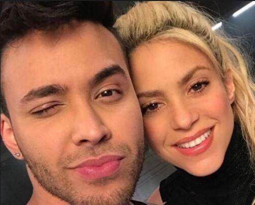 Photo of Shakira y Prince Royce adelantan lo que veremos en 'Deja vú'