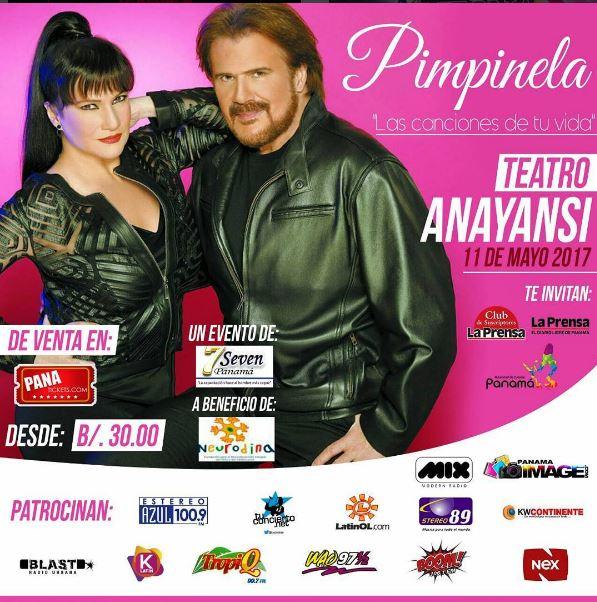 Photo of El dúo musical argentino 'Pimpinela' dará concierto en Panamá