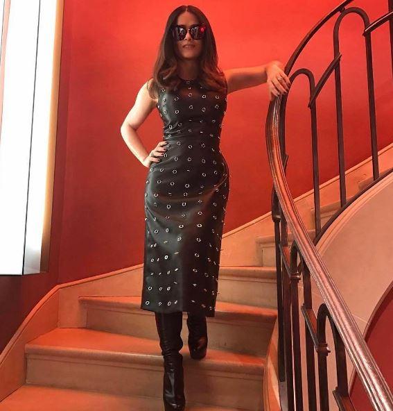 Photo of La actriz Salma Hayek ya sabia del error de los Oscar