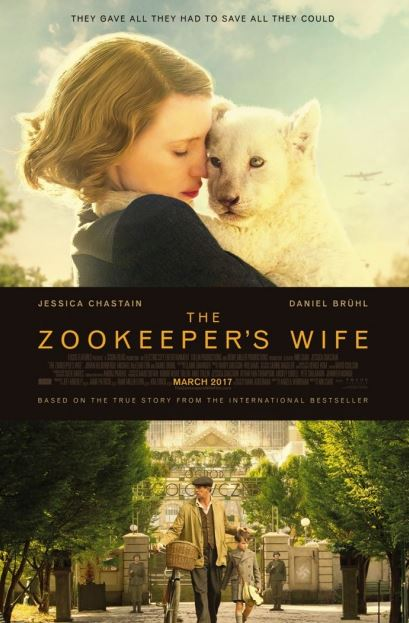 Photo of The Zookeeper's Wife la película