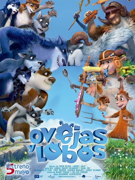 Photo of Estreno de 'Ovejas y lobos'
