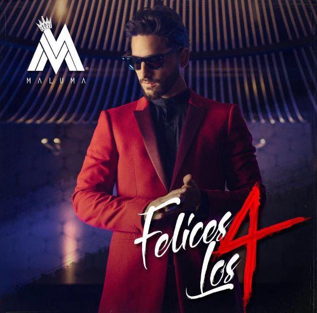 Photo of Maluma lanza su nuevo sencillo 'Felices los cuatros'