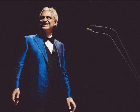 Photo of Todo listo para recibir 'Andrea Bocelli' en concierto