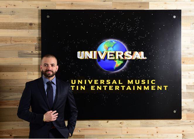Photo of Nacho, afianza su relación con Universal Music Latin Entertainment