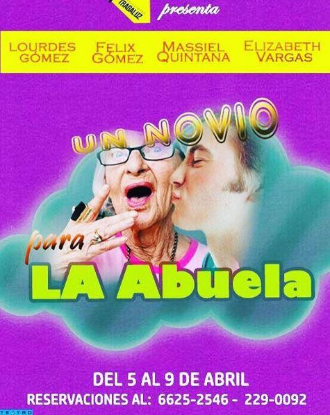 Photo of Obra 'Un novio para la abuela'