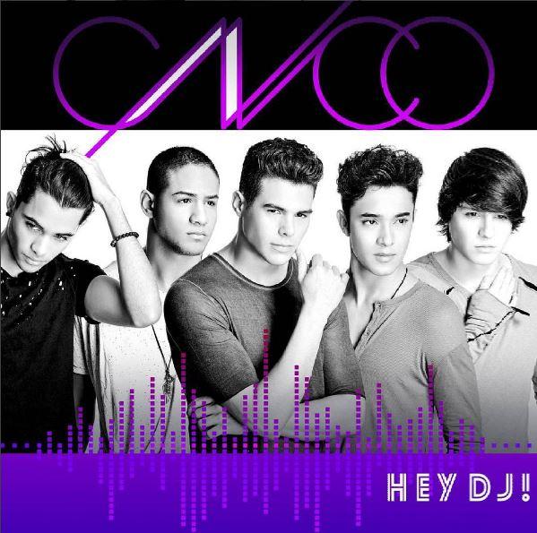 "Photo of ""Hey DJ"" de CNCO es escrito por Joey Montana"