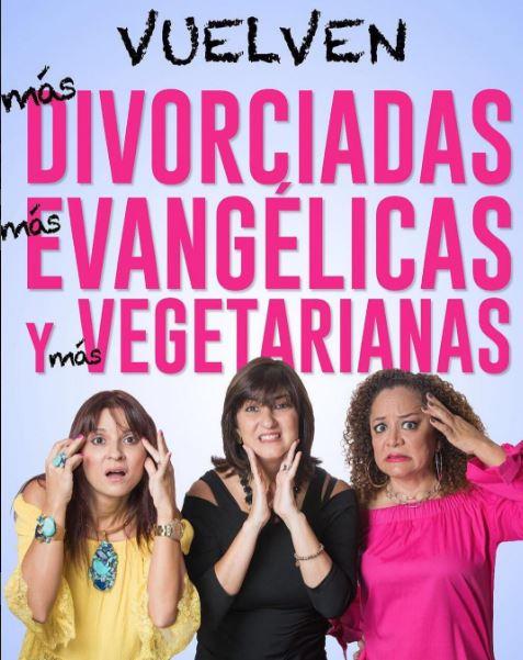 Photo of Obra Divorciadas, Evangélicas y Vegetarianas