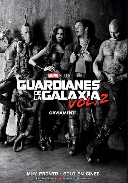 Photo of Guardianes De La Galaxia Vol. 2