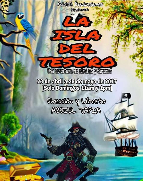 Photo of Obra 'Isla del tesoro'