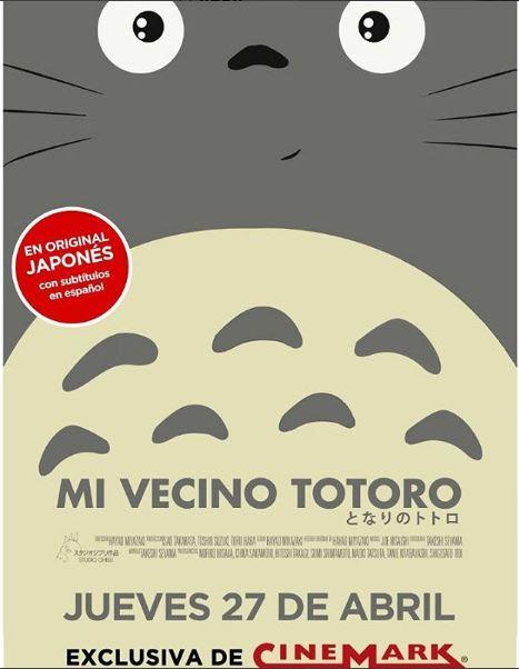 Photo of Mi vecino Totoro