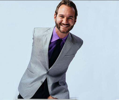 Photo of Nick Vujicic estará en Teleconferencia para Panamá