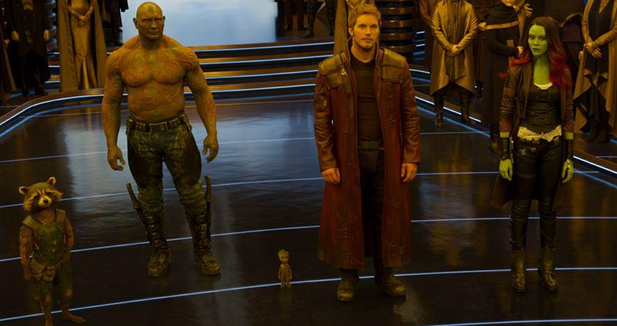 Photo of La segunda entrega de 'Guardianes de la Galaxia' superó la recaudación de la primera