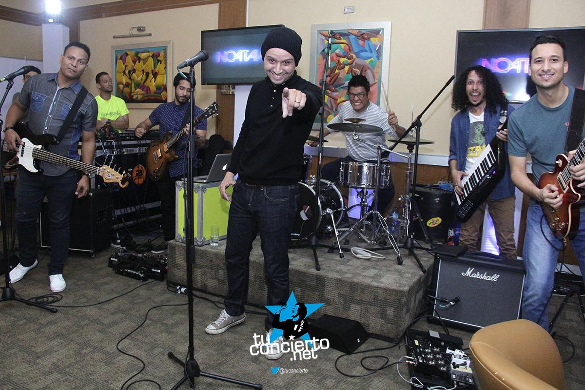 Photo of Noatav presento 'Vivo' en Hard Rock Café Panamá