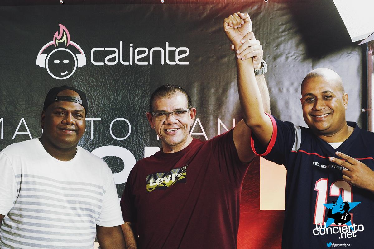Photo of Man to Man Xtreme en Caliente Radio