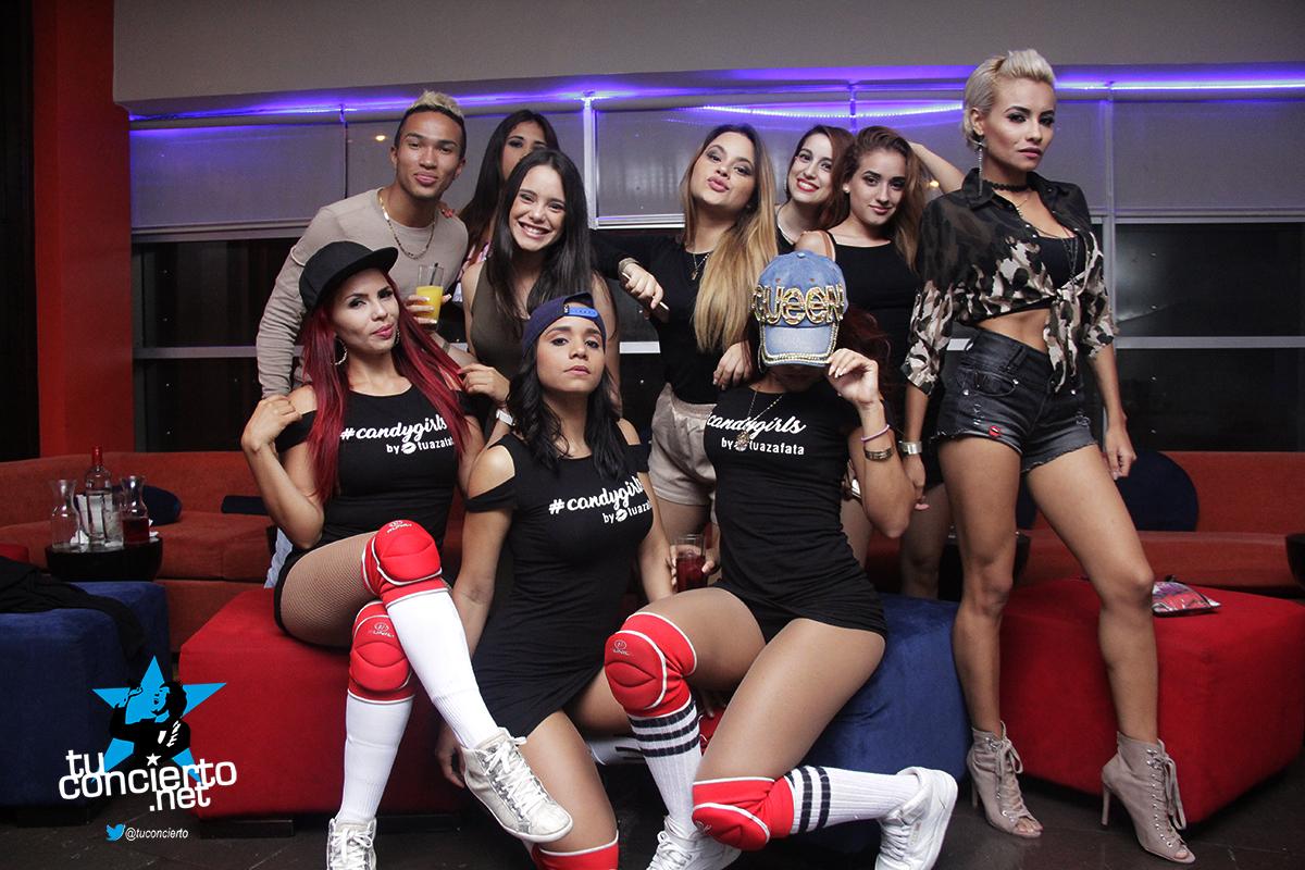 Photo of Noche en Bits y las #Candygirls by TuAzafata
