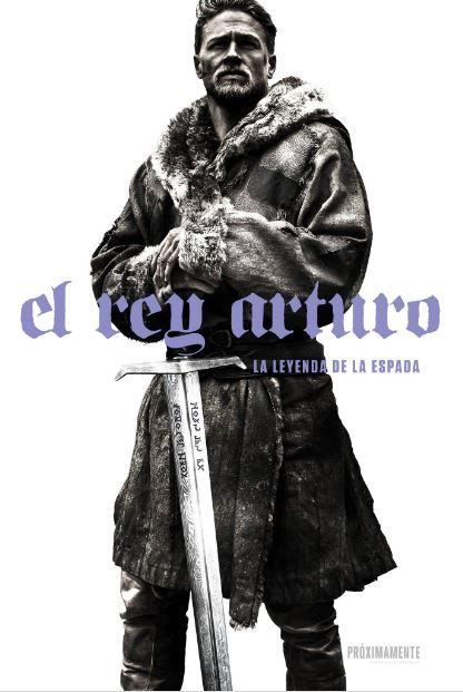 Photo of El Rey Arturo: La Leyenda De La Espada
