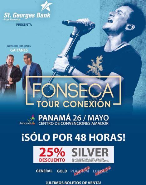Photo of Panamá esta lista para recibir a Fonseca