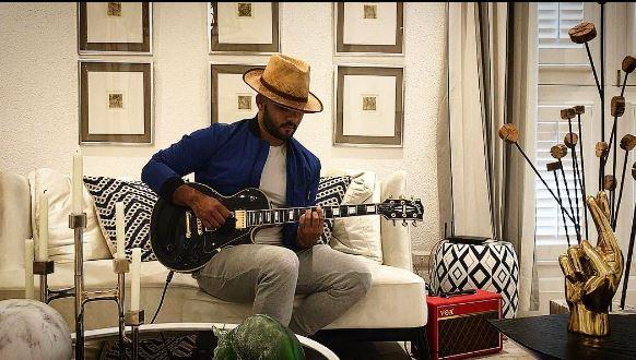 Photo of Gabriel estuvo de gira por medios Panameños