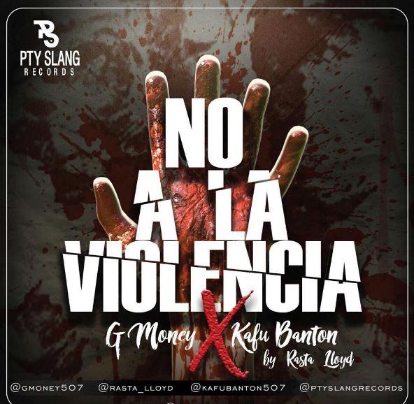 Photo of Kafu Banton estrena nuevo sencillo 'No a la violencia'