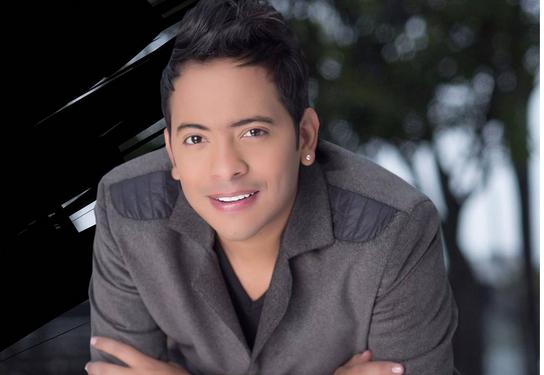 Photo of Orlando Liña en concierto