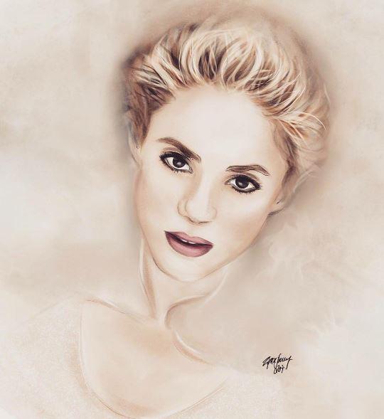 Photo of Shakira continua revelando detalles de su más reciente producción