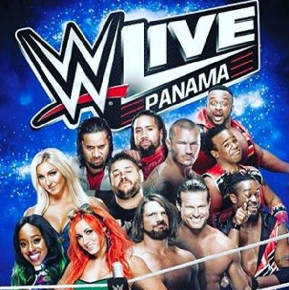 Photo of WWE LIVE llegara en junio a Panamá