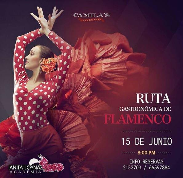 Photo of Ruta gastronómica de flamenco