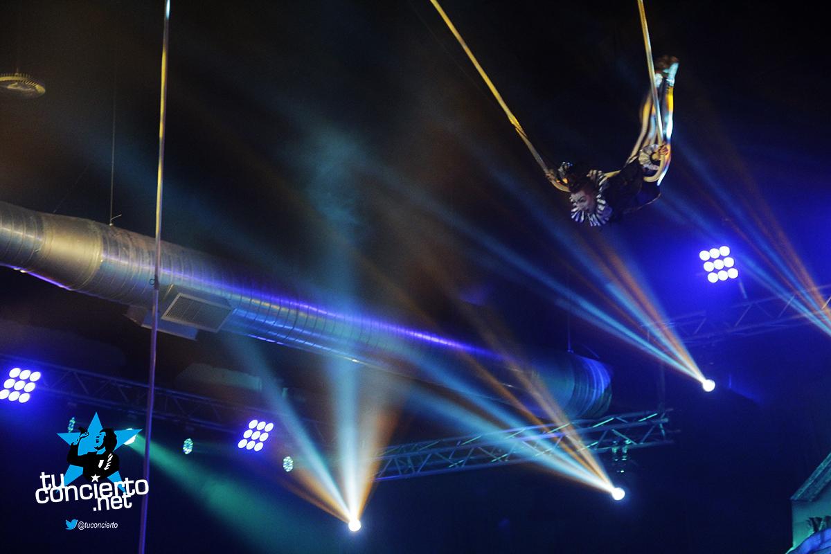Photo of Primer día de Vampire Circus