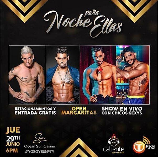 Photo of Noche de ellas en Ocean Sun Casino
