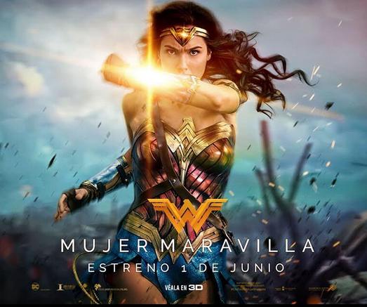 Photo of Wonder Woman consigue buenas criticas