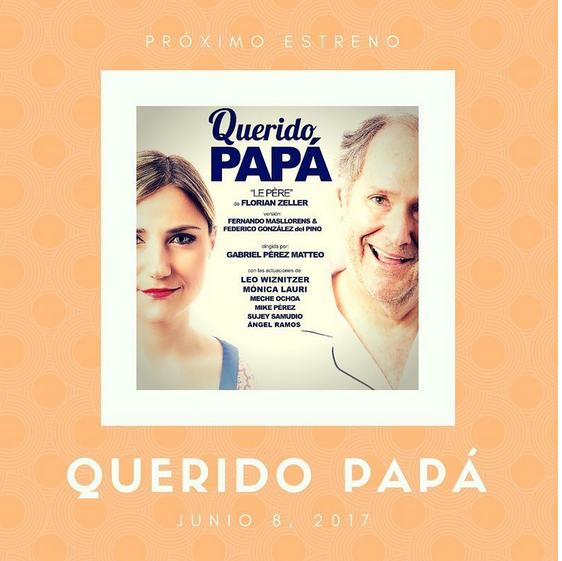 Photo of Obra Querido Papá
