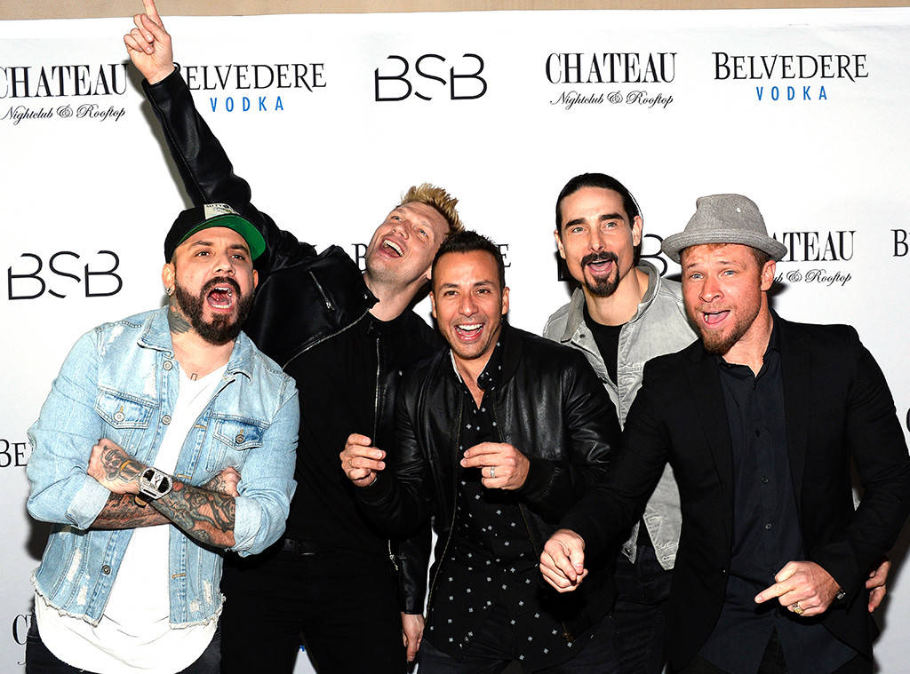 Photo of La jocosa interpretación de «Despacito» de los Backstreet Boys