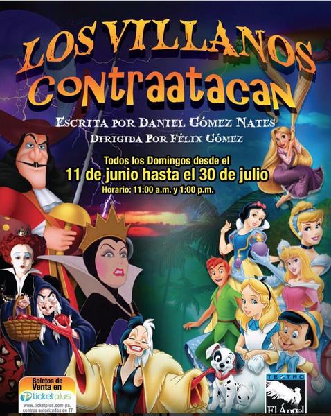 Photo of Los Villanos Contraatacan