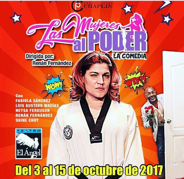 Photo of En octubre llega la comedia 'Las mujeres al poder'